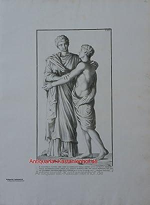 ohne Titel, Antike, Kupferstich,: Randon, Cl.