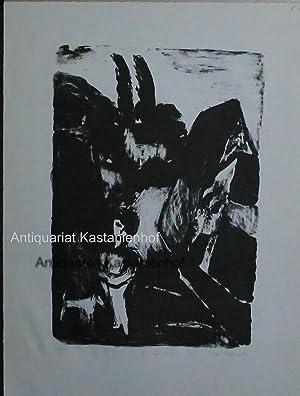 Paul mit Hund,Künstlergrafik: Andersson, Ulla