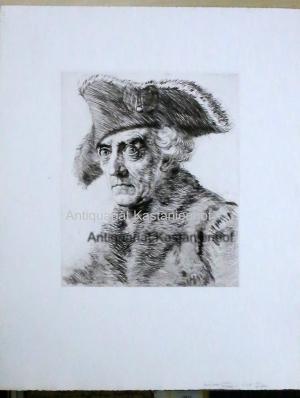 Friedrich der Große, Portrait: Bauer, Karl