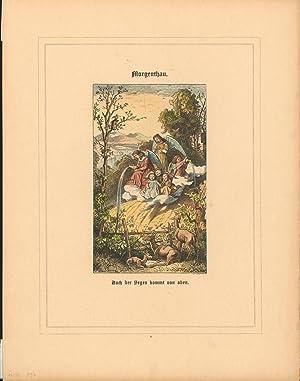 Morgenthau,Doch der Segen kommt von oben: K. Oertel Nach : Richter, Ludwig