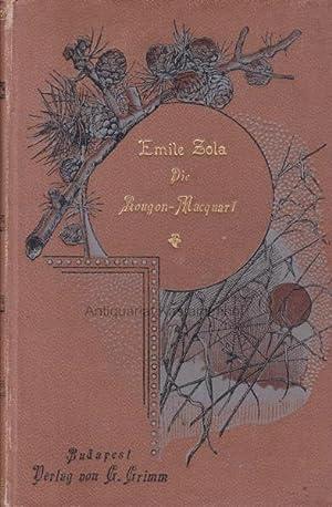 Der Zusammenbruch. Der Krieg vom Jahre 1870/71. Neunzehnter 19. Band.,Emile Zolas Roman-Serie Die ...