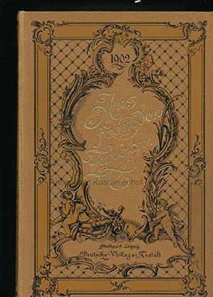 Aus fremden Zungen 1902. 2 Bände. ,Halbmonatsschrift für die moderne Roman- und Novellen-Litteratur...