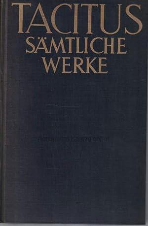 Sämtliche Werke.: Tacitus, Cornelius