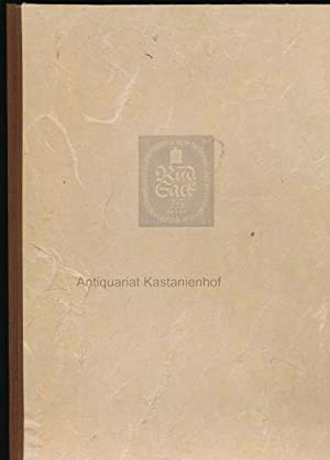 Die Chronik des Hauses Rudolph Sack Leipzig,1863 - 1938,,: Funke, J. W.