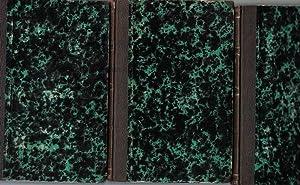Konvolut 3 Bände: Luciani Samosatensis Opera,ex recognitione Caroli Jacobitz,: Lucianus Samosatensis