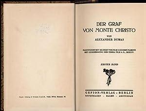 Der Graf von Monte Christo. 6 Bände: Dumas, Alexander