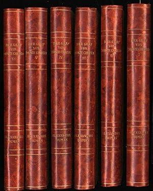 Der Graf von Monte Christo. 6 Bände,: Dumas, Alexander