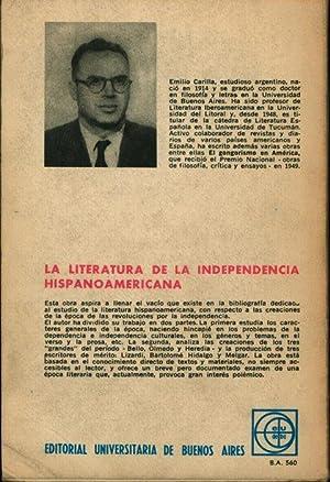 La Literatura de la Independencia Hispano-Americana. ;Neoclasicismo y prerromanticismo.,Biblioteca ...