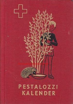 Pestalozzi-Kalender. Schweizer Schüler-Kalender 1954.,47. Jahrgang des Pestalozzi-Kalenders.: Diverse