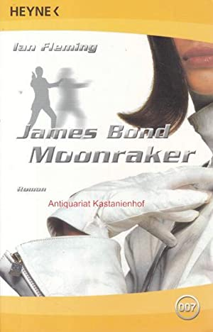 Konvolut 6 James-Bond-007-Romane von Ian Fleming. 1.: Fleming, Ian