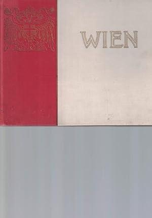 Wien. Eine Auswahl von Stadtbildern.,Vienne. Instantanee. Vienna.: Mayreder, Karl
