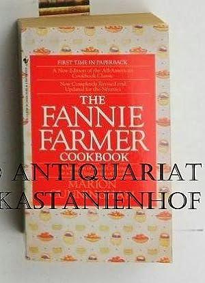 The Fannie Farmer Cookbook. Thirteenth Edition. Englisch.,Illustrated: Cunningham, Marion