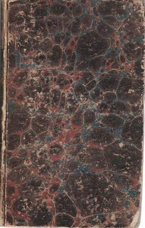 Aristophanes. Dritter Band.,Mit erläuternden Anmerkungen von Heinrich Voss,: Voss, Johann Heinrich