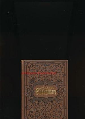 Konvolut zwei Bände: Shakspeare's dramatische Werke,Neue Ausgabe in neun Bänden. HIER: Band 1 ...