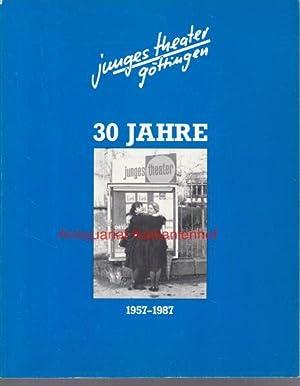 Junges Theater Göttingen. 30 Jahre, 1957-1987.,Zum 30-jährigen: Kummer, Joachim und