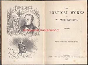 The poetical works of W. Wordsworth. Complete.,,: Wordsworth, W.