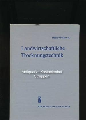 """Landwirtschaftliche Trocknungstechnik,Im Auftrag des Arbeitsausschusses """"Trocknung"""" des ..."""