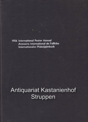 International Poster Annual 1965.,: Niggli, Arthur