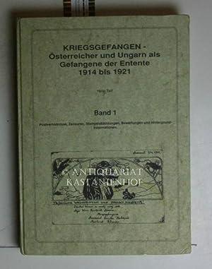 Die österreichisch-ungarischen Kriegsgefangenen in feindlichen Lagern.,1914-1921. Fortsetzungsband ...