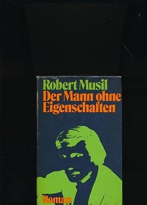 Der Mann ohne Eigenschaften,Roman: Musil, Robert