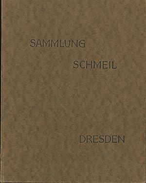 Sammlung Schmeil Dresden. Auktions- und Sammlungskatalog.,Mit 144: Ostini, Fritz von