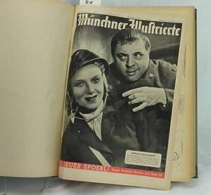 Jahrgang 1950, zwei Bände;,: Münchner Illustrierte,