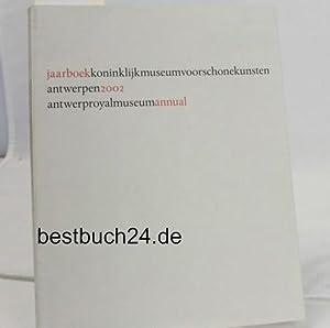 Jaarboek Koninklijk Museum voor Schone Kunsten Antwerpen: Vandenbroeck, Paul (Ed.)
