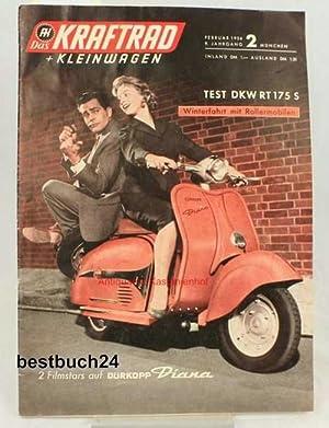 Das Kraftrad + Kleinwagen ,9.Jahrgang Februar Die: Stadler