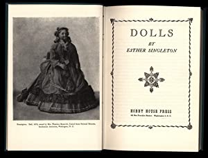 Dolls,Hobby House Press: Esther Singleton