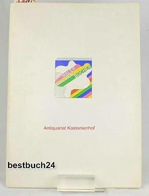 Maler machen Bücher,Ausstellung [Maler Machen Bücher] der Kasseler Kunstvereins: Weiher, Lucy von