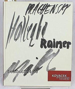 Otto Mauers Avantgarde. Retrospektiv - aktuell. ,Hollegha: Kovacek, Sylvia [Redaktion]
