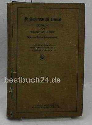Die Regulatoren in Arkansas,Beiträge zum Teplitzer Stenographenblatt - Ausgabe in Steno: Gerstäcker...