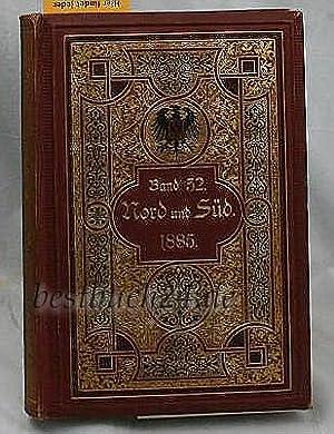 Nord und Süd, eine deutsche Monatsschrift, ,32. Band; Autoren: Georg Adler, Rudolph von ...