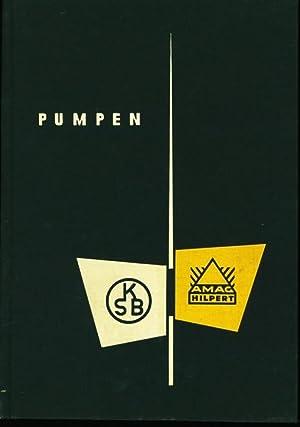KSB-Amag Handbuch. Band 1: Pumpen. 1. Auflage.: KSB-Amag GmbH (Hrsg.)