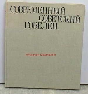 New Soviet Tapestry, Sowremnij Sowjetski Gobelen: W.J. Sawizkaja