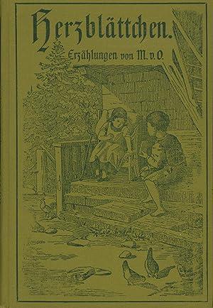 Herzblättchen und andere Geschichten,Erzählungen für Jung und Alt,,: Oertzen, Margarete von