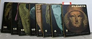 Konvolut acht Bücher,Planète - La Première Revue de Bibliothèque, Nr. 3, ...