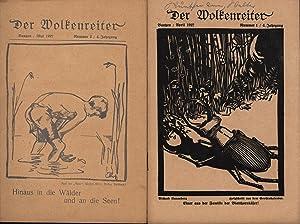 Der Wolkenreiter,Eine Zeitschrift für die Jugend im Dienste der Freundschaft (und der Heimatliebe).