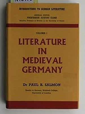 Literature in Medieval German: Salmon, Paul