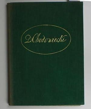 Daniel Chodowiecki. 35 Kupferstiche aus dem Nachlass des Meisters in Verbindung mit seinen Erben ...