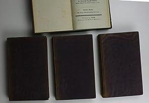 Konvolut vier Bücher: Musterpredigten der jetzt lebenden ausgezeichneteren Kanzelredner ...