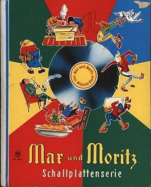 Max und Moritz - Schallplattenserie.: Busch, WIlhelm