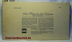 Das Haus an der Lagune Nr.254/,ers. aus d. Franz. in d. dt. Sprache: Arnemann],: Gray, Daniel