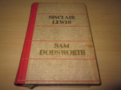 Sam Dodsworth. Roman: Lewis, Sinclair