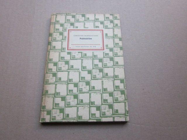 Palmström. Insel-Bücherei Nr. 318: Morgenstern, Christian