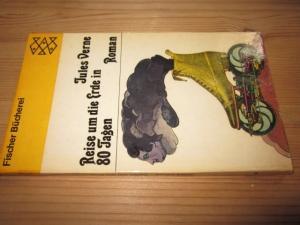 Reise um die Erde in 80 Tagen: Verne, Jules