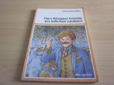 Herr Klingsor konnte ein bißchen zaubern: Preußler, Otfried
