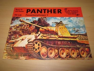 Panzerkampfwagen V Panther: Scheibert, Horst