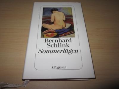 Sommerlügen. Geschichten: Schlink, Bernhard