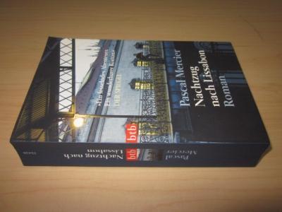 Nachtzug nach Lissabon. Roman: Mercier, Pascal